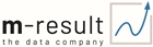 m-result, the data company